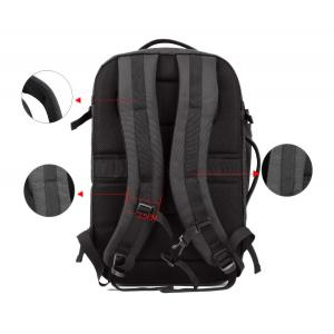 ARCTIC HUNTER τσάντα πλάτης B-00187-BK, laptop, αδιάβροχη, μαύρη | Οικιακές & Προσωπικές Συσκευές | elabstore.gr