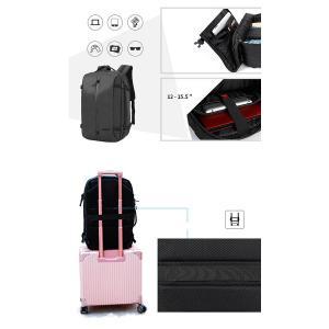 ARCTIC HUNTER τσάντα πλάτης B-00189-BK, laptop, αδιάβροχη, μαύρη | Οικιακές & Προσωπικές Συσκευές | elabstore.gr
