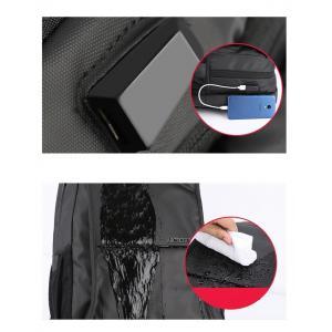 ARCTIC HUNTER τσάντα πλάτης B00069-BK, laptop, USB, αδιάβροχη, μαύρη   Οικιακές & Προσωπικές Συσκευές   elabstore.gr