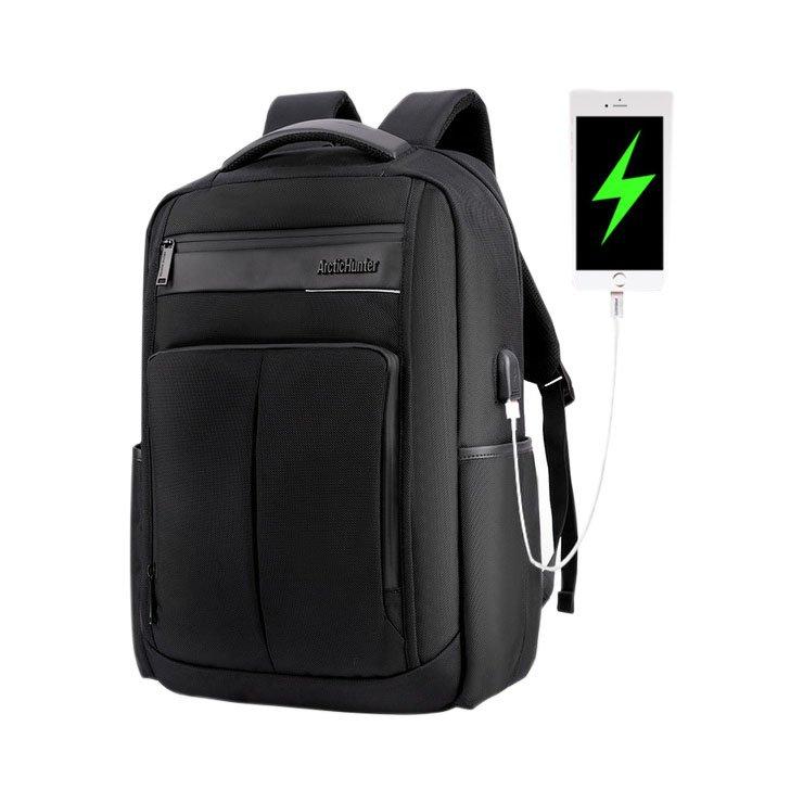 e2c78bc9e6 ARCTIC HUNTER τσάντα πλάτης B00121C-BK