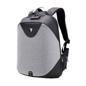 ARCTIC HUNTER τσάντα πλάτης B00208, laptop, USB, αδιάβροχη, lock, γκρι | Οικιακές & Προσωπικές Συσκευές | elabstore.gr