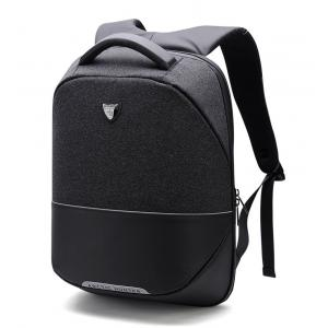 ARCTIC HUNTER τσάντα πλάτης B00216-BK, laptop, USB, αδιάβροχη, μαύρη | Οικιακές & Προσωπικές Συσκευές | elabstore.gr