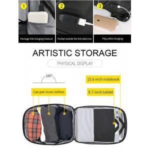 ARCTIC HUNTER τσάντα πλάτης B00216-BK, laptop, USB, αδιάβροχη, μαύρη   Οικιακές & Προσωπικές Συσκευές   elabstore.gr