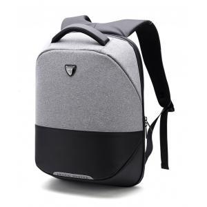 ARCTIC HUNTER τσάντα πλάτης B00216-LG, laptop, USB, αδιάβροχη, ανοιχτό γκρί | Οικιακές & Προσωπικές Συσκευές | elabstore.gr