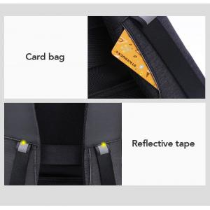 ARCTIC HUNTER τσάντα πλάτης B00218-BK, laptop, USB, αδιάβροχη, μαύρη   Οικιακές & Προσωπικές Συσκευές   elabstore.gr