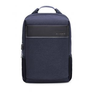 ARCTIC HUNTER τσάντα πλάτης B00218-BL, laptop, USB, αδιάβροχη, μπλε | Οικιακές & Προσωπικές Συσκευές | elabstore.gr
