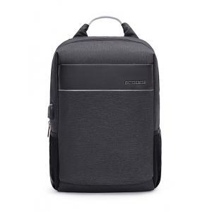 ARCTIC HUNTER τσάντα πλάτης B00218-GY, laptop, USB, αδιάβροχη, γκρι | Οικιακές & Προσωπικές Συσκευές | elabstore.gr