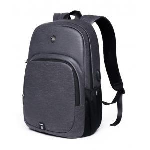 ARCTIC HUNTER τσάντα πλάτης B00249, laptop, USB, αδιάβροχη, σκούρο γκρι | Οικιακές & Προσωπικές Συσκευές | elabstore.gr