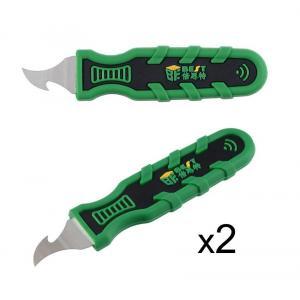 Μεταλλική σπάτουλα ανοίγματος κινητών - tablets BST-140, PVC λαβή, 2τμχ | Εργαλεία | elabstore.gr