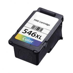 Συμβατό Inkjet για Canon CL-546XL, 13ml, Color   Inkjet Μελάνια   elabstore.gr
