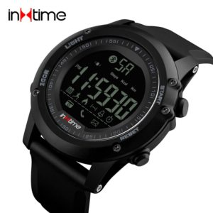 INTIME Smartwatch SW-V01, Pedometer, Remote Camera, αδιάβροχο | Mobile Συσκευές | elabstore.gr