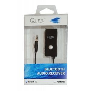 QUER Bluetooth Audio Receiver KOM0709, BT 3.0, 160mAh | Εικόνα & Ήχος | elabstore.gr