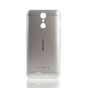 ULEFONE Battery Cover για Smartphone Metal, ασημί | Αξεσουάρ κινητών | elabstore.gr