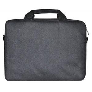 "POWERTECH τσάντα ώμου PT-702 για Laptop έως 15.6"", μαύρη | Οικιακές & Προσωπικές Συσκευές | elabstore.gr"