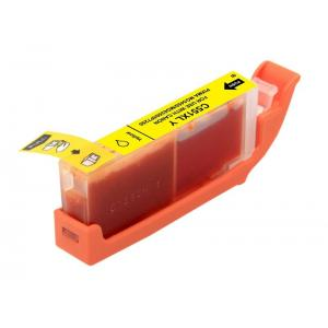 Συμβατό InkJet για CANON, CLI-551, 12ml, Yellow   Inkjet Μελάνια   elabstore.gr