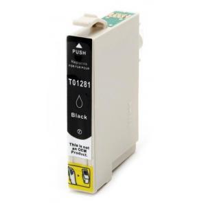 Συμβατό InkJet για Epson T1281, 13ml, Black   Inkjet Μελάνια   elabstore.gr