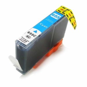 Συμβατό Inkjet για HP, 655, 14.6ml, Cyan   Inkjet Μελάνια   elabstore.gr