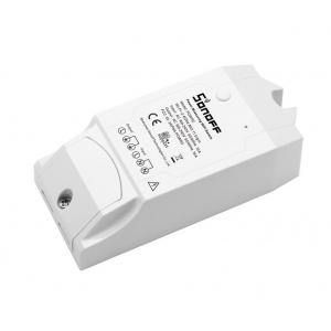 SONOFF Smart Διακόπτης παρακολούθησης ισχύος POW R2, Wi-Fi, 15A, λευκός | Οικιακές & Προσωπικές Συσκευές | elabstore.gr
