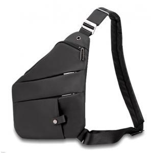 ARCTIC HUNTER τσάντα crossbody XB00041-BK, αδιάβροχη, μαύρη | Οικιακές & Προσωπικές Συσκευές | elabstore.gr