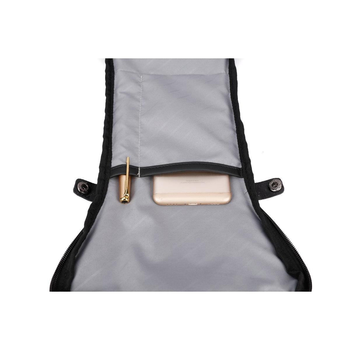 6410c28509 ARCTIC HUNTER τσάντα crossbody XB00046-LG