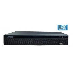 LONGSE XVR Υβριδικό καταγραφικό, H265+ HD, DVR, 8 έως 16 κανάλια IP | Κλειστό Κύκλωμα CCTV | elabstore.gr