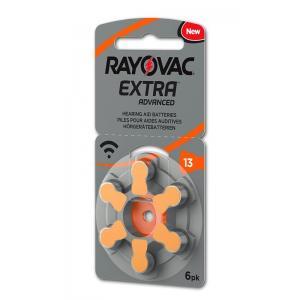 Rayovac extra mercury free μπαταρίες ακουστικών βαρηκοϊας 1,45V. | Μπαταρίες - Φακοί | elabstore.gr