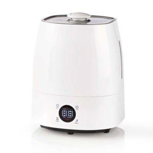 NEDIS HUMI120CWT Humidifier 5.5 L Hygrometer LED Screen Timer   ΜΙΚΡΟΣΥΣΚΕΥΕΣ / ΕΠΟΧΙΑΚΑ / ΛΕΥΚΕΣ ΣΥΣΚΕΥΕΣ   elabstore.gr