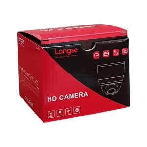 LONGSE Υβριδική Bullet Κάμερα, 1080p 2.1MP, 2.7-13.5 mm, IR 60M, metal | Κλειστό Κύκλωμα CCTV | elabstore.gr