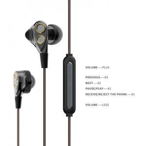 CELEBRAT ακουστικά handsfree με μικρόφωνο H1, μαύρα | Αξεσουάρ κινητών | elabstore.gr