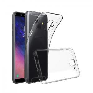 POWERTECH Θήκη Ultra Slim για Samsung A6 2018, διάφανη | Αξεσουάρ κινητών | elabstore.gr