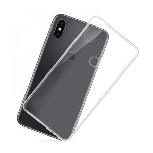 POWERTECH Θήκη Clear 0.5mm TPU MOB-1096 για Xiaomi A2, διάφανη | Αξεσουάρ κινητών | elabstore.gr