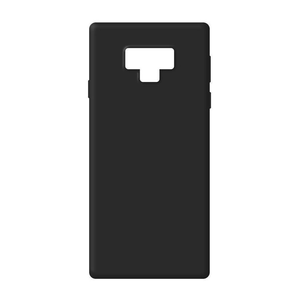 POWERTECH Θήκη Silicon Velvet MOB-1129 ια Samsung Note 9, μαύρη | Αξεσουάρ κινητών | elabstore.gr