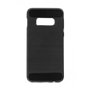 POWERTECH Θήκη Carbon Flex MOB-1230 για Samsung Galaxy S10e/lite, μαύρη | Αξεσουάρ κινητών | elabstore.gr