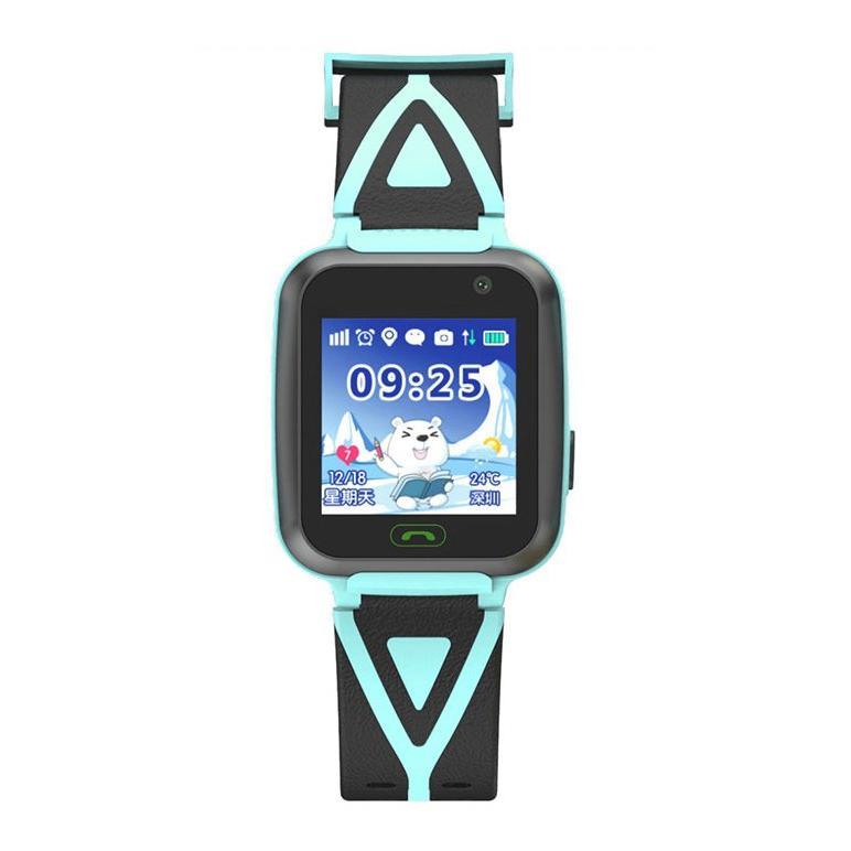 GPS Παιδικό ρολόι χειρός SD-TD-16-BL, SOS-Βηματομετρητής, μπλέ | GPS | elabstore.gr