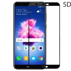 POWERTECH Tempered Glass 5D Full Glue TGC-0204 για Huawei P Smart, μαύρο | Αξεσουάρ κινητών | elabstore.gr