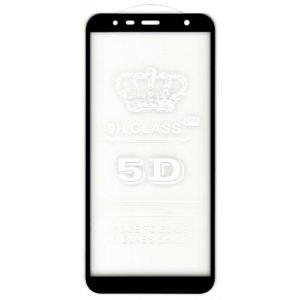 POWERTECH Tempered Glass 5D Full Glue για Samsung J4 Plus 2018, Black | Αξεσουάρ κινητών | elabstore.gr