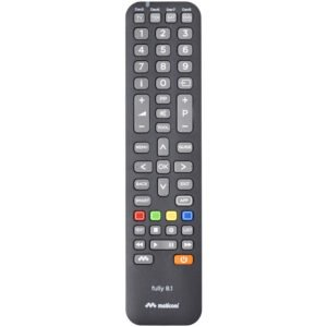 MELICONI FULLY 8.1 TELEC. REMOTE CONTROL | ΕΙΚΟΝΑ / ΗΧΟΣ | elabstore.gr