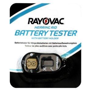 RAYOVAC tester μπαταριών ακουστικών βαρηκοΐας H952 | Εργαλεία | elabstore.gr