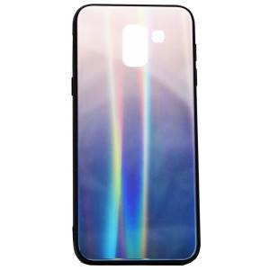 POWERTECH Θήκη Aurora Glass για Samsung J6 2018, καφέ-μαύρη | Αξεσουάρ κινητών | elabstore.gr