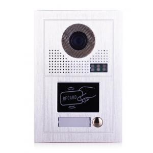 PAILI Mπουτονιέρα PL619-1D, CCD 1MP, 1 κουδούνι, εντοιχιζόμενη, inox | Access Control | elabstore.gr