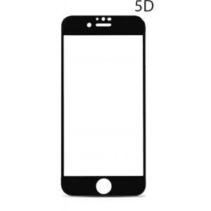 POWERTECH Tempered Glass 5D Full Glue για iPhone 6, Black   Αξεσουάρ κινητών   elabstore.gr