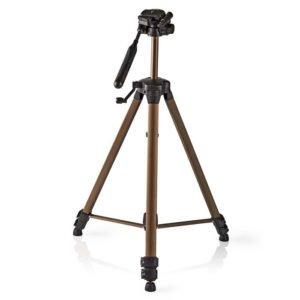 NEDIS TPOD3400BZ Tripod Pan & Tilt Max 6 kg 163 cm Bronze | ΕΙΚΟΝΑ / ΗΧΟΣ | elabstore.gr