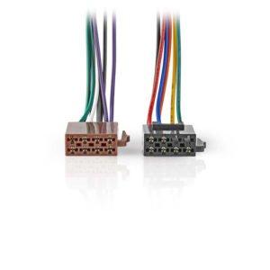 NEDIS ISOCSTANDVA Standard ISO Cable Radio connector - 2x Car connector 0.15 m M   ΗΛΕΚΤΡΟΝΙΚΑ / ΕΡΓΑΛΕΙΑ   elabstore.gr