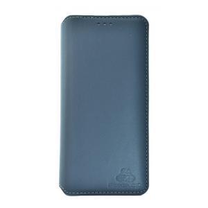 POWERTECH Θήκη Slim Leather για iPhone XR, γκρι   Αξεσουάρ κινητών   elabstore.gr