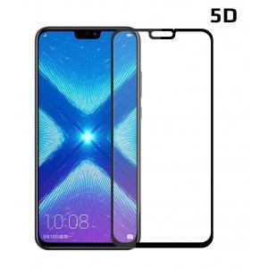 POWERTECH Tempered Glass 5D Full Glue για Huawei Y9 2019, Black | Αξεσουάρ κινητών | elabstore.gr