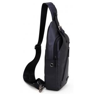 ARCTIC HUNTER τσάντα Crossbody XB13006-BK, αδιάβροχη, μαύρη | Οικιακές & Προσωπικές Συσκευές | elabstore.gr