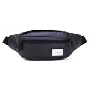 ARCTIC HUNTER τσάντα μέσης YB14001-BK, αδιάβροχη, μαύρη | Οικιακές & Προσωπικές Συσκευές | elabstore.gr
