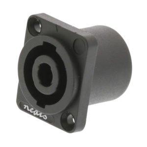 NEDIS COTP16902BK Speaker Chassis Mount Speaker 4-pin Female Black | ΚΑΛΩΔΙΑ / ADAPTORS | elabstore.gr