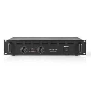 NEDIS AAMP16130BK PA Amplifier 1000 W | ΕΙΚΟΝΑ / ΗΧΟΣ | elabstore.gr