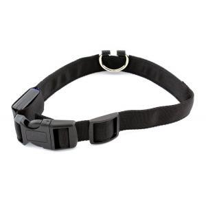 Περιλαίμιο σκύλου AG232A με φωτισμό LED, 34-44cm, μαυρο/μπλε | Gadgets | elabstore.gr